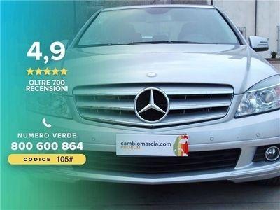 usata Mercedes C350 CDI 4M. BlueEFFICIENCY Avantgarde