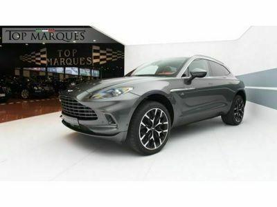 usata Aston Martin DBX V8