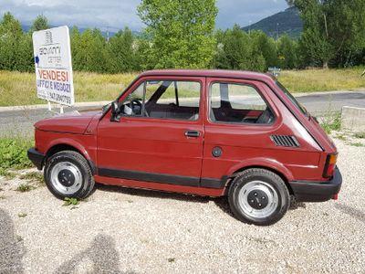 usata Fiat 126 perfetta