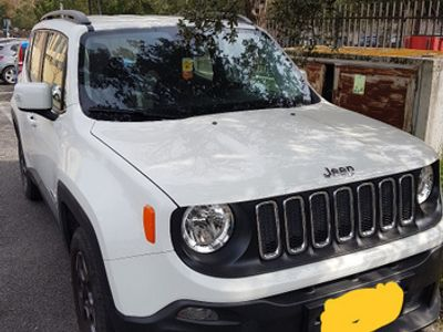 used Jeep Renegade - 2016