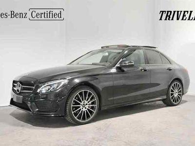 usata Mercedes C300 Classe C (W/S205)h Automatic Premium