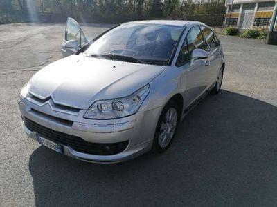 usata Citroën C4 2.0 HDi FAP Exclusive