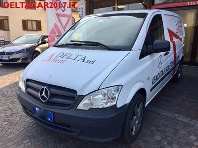 usata Mercedes Vito 2.2 110 CDI Kombi Crew Compact