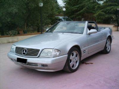 usata Mercedes 280 slv6 cat elegance benzina/gpl