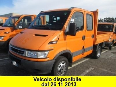 usata Iveco Daily DAILY 35 C 12 d 2.3CASSONE prz 6990 +iva
