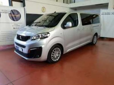 used Peugeot Traveller bluehdi 180 s&s eat6 long business vip diesel