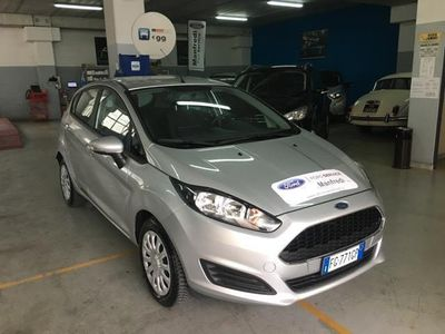 brugt Ford Fiesta 1.4 5 porte Bz.- GPL Business