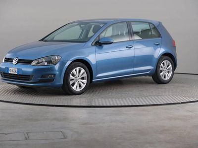 usata VW Golf 1.6 Tdi Bmt Dsg Comfortline