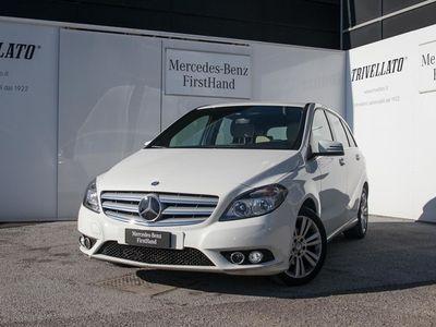 usata Mercedes B200 Classe B (T246)CDI BlueEFFICIENCY Executive