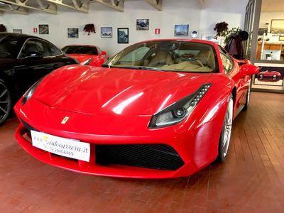 usata Ferrari 488 GTB