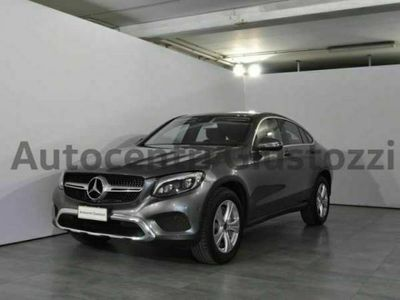 usata Mercedes E250 GLC coupe d sport 4matic auto