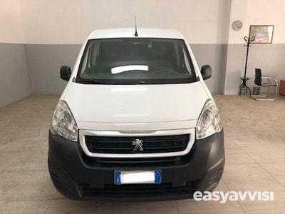 used Peugeot Partner Tepee bluehdi 100 active diesel