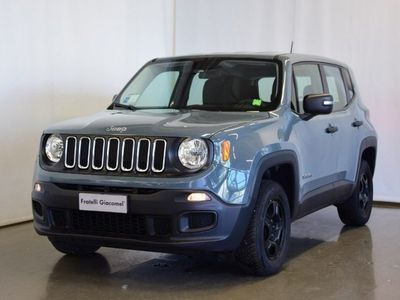 used Jeep Renegade 2.0 Mjt 140CV 4WD Active Drive Limited del 2015 usata a Assago