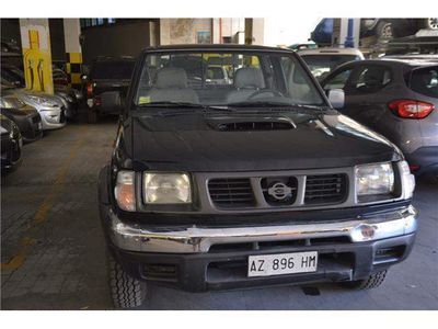usata Nissan King Pick Up 2.5 TD 2 porteCab
