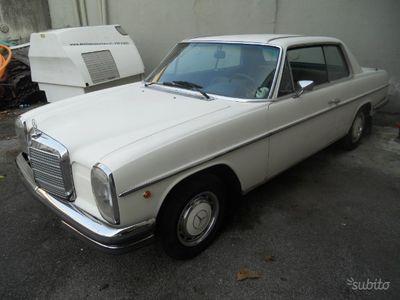 usado Mercedes W114 250 CE Coupe- 1971