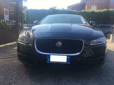usata Jaguar XE XE2.0 D 180CV aut Prestige Business Ed.