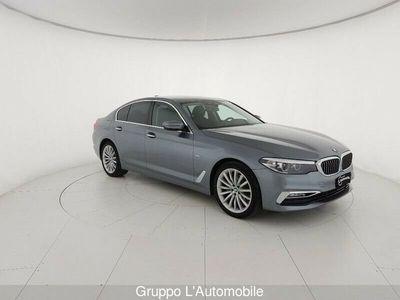 usata BMW 520 Serie 5 G30 Berlina d xdrive Luxury auto