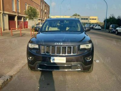 usata Jeep Grand Cherokee 3.0 V6 CRD 250 CV Multije