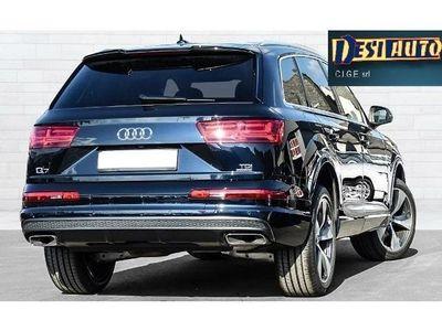 usata Audi Q7 S line 7 Posti 3.0 TDI 272 CV quattro