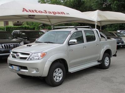 usata Toyota HiLux 3.0 D-4d 4wd 4p. Double Cab Sr Usato