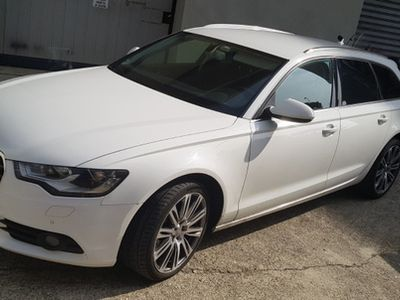 usata Audi A6 2.0 tdi business plus full optional 177cv