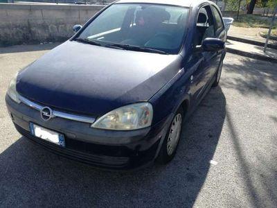 usata Opel Corsa 1.2i 16V cat 3 porte Edition