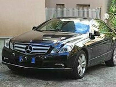 usata Mercedes C220 E 220 CDI Coupé BlueEFFICIENCY