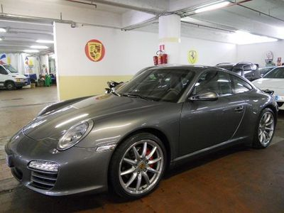 usata Porsche 911 4S COUPE' CV.385 CAMBIO PDK+ CERCHI 19'+SPORT CRO