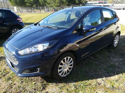 used Ford Fiesta 1.5 Tdci 75 CV 5P. Business