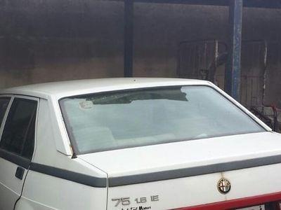 usata Alfa Romeo 75 - 1990