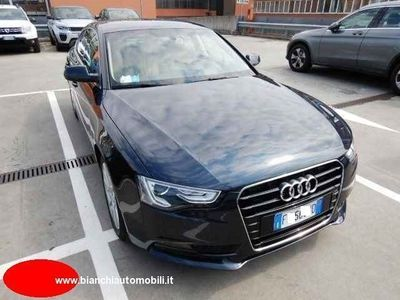 usata Audi A5 SPB 2.0 TDI 190 CV S tronic navi pelle xeno