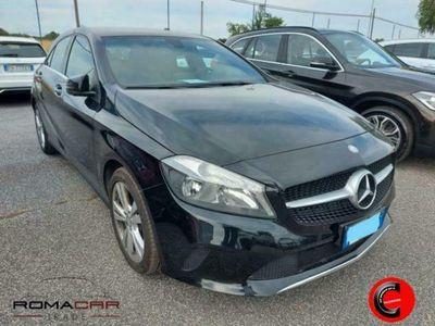 usata Mercedes A200 Classe A (W176)d Automatic Sport