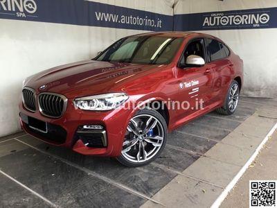 second-hand BMW X4 X4M40D