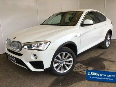 usata BMW X4 xdrive35dA Business Advantage