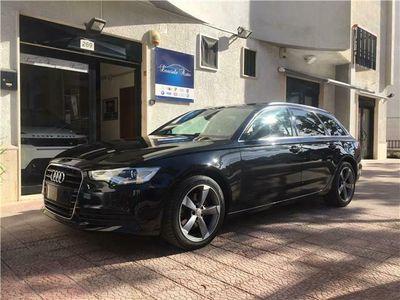 usata Audi A6 Avant 2.0 TDI 190 CV quattro S tronic edition