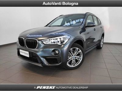 used BMW X1 xDrive18d Advantage