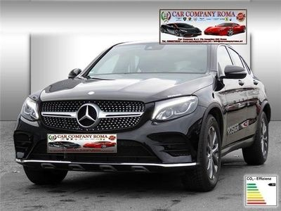 usata Mercedes GLC220 220 D 4m Coupé Amg Led Navi Foto Usato