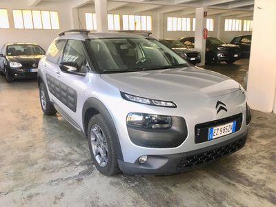 usata Citroën C4 Cactus BlueHDi 100 Shine * RETROCAMERA - NAVI - CRUISE *