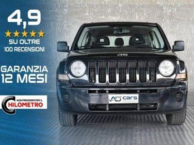 usado Jeep Patriot 2.0 Turbodiesel DPF Limited GANCIO DI TRAINO