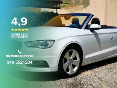 used Audi Cabriolet Cabrio 2.0 TDI clean diesel S tronic