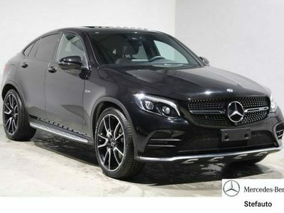 usata Mercedes GLC43 AMG AMG 4Matic Coupé COMAND Tetto