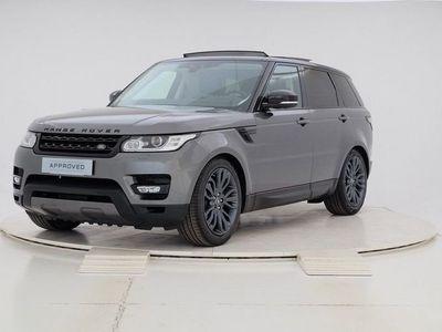 begagnad Land Rover Range Rover Sport 3.0 TDV6 S
