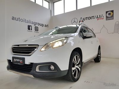 second-hand Peugeot 2008 1.6 e-HDi 115 CV Stop&Start Allure