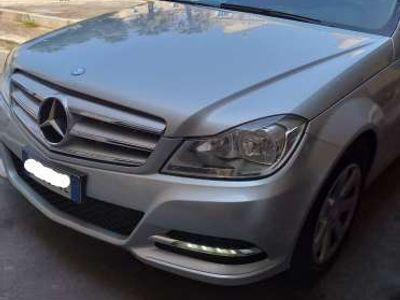 usata Mercedes C180 CDI BlueEFFICIENCY Trend