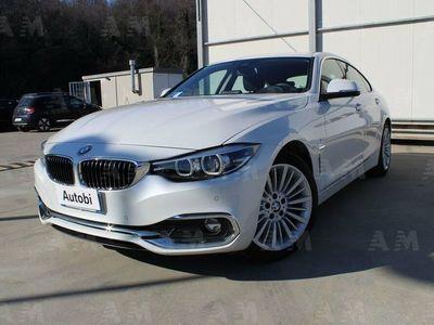 brugt BMW 420 Serie 4 Gran Coupé d Luxury del 2018 usata a Genova