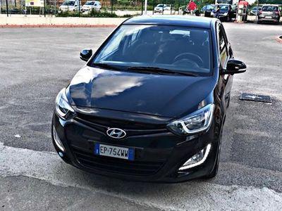 usata Hyundai i20 1.2 5p. BlueDrive GPL Sound Edition