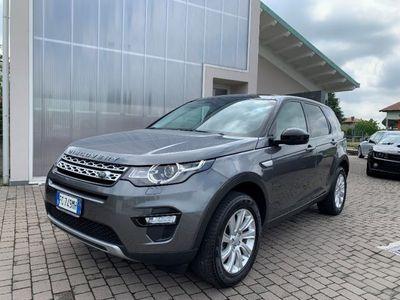 usata Land Rover Discovery Sport 2.0 TD4 150 CV HSE UN