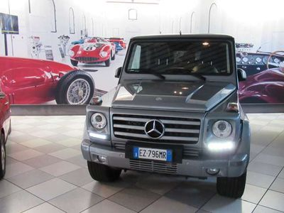 usata Mercedes G350 BlueTEC S.W. Lunga