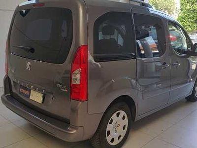 gebraucht Peugeot Partner 1.6 HDi 90CV Zénith del 2010 usata a Concordia Sagittaria