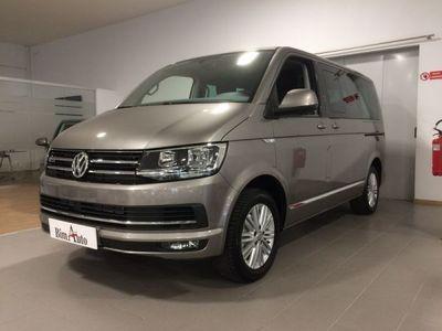 brugt VW Multivan 2.0 TDI 150CV 4Motion Tech